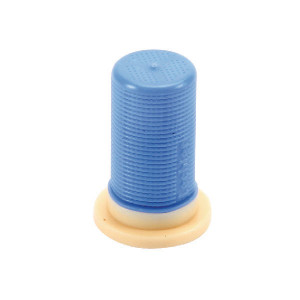 Lechler Kogel dopfilter 60 mesh blauw 2,5bar - 0652655602 | 2,5 bar | 21,5 mm | 14,8 mm