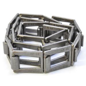 Rübig Kettingschakel T49 HF - 07490100 | 20,5 mm | 5,5 mm | 16,5 mm | 20,41 pcs/m | 1,13 kg/m | Slijtvast staal