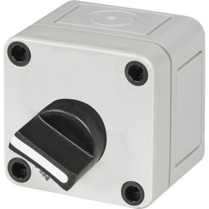 New-Elfin Kunststof kast 2P.selector - 080C06065SM | Polycarbon