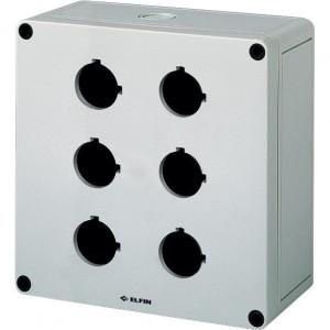 New-Elfin Kunststof kast 180x182x90mm - 080C18189S6 | 182 mm | 90 mm | 180 mm