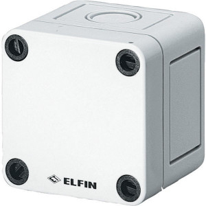 New-Elfin kunststof kast 65x65x57mm - 080CS06065 | 65 mm | 57 mm