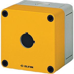 New-Elfin Drukknopkast,1 gat,22mm,H=57mm - 080CS09095GP1 | 94 mm | 57 mm
