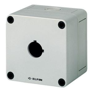 New-Elfin Drukknopkast 1 L, 22mm H=57mm - 080CS09095P1 | 94 mm | 57 mm
