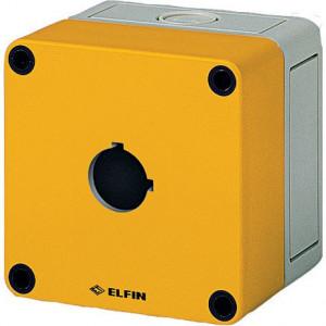 New-Elfin Drukknopkast,1 gat,22mm,H=81mm - 080CS09098GP1 | 94 mm | 81 mm