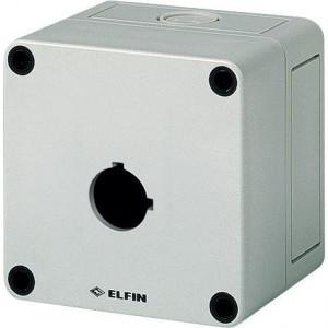 New-Elfin Drukknopkast,1 gat,22mm,H=81mm - 080CS09098P1 | 94 mm | 81 mm