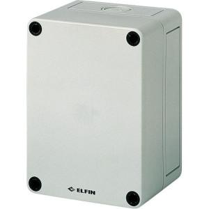 New-Elfin kunststof kast 130x94x81mm - 080CS09138 | 130 mm | 81 mm