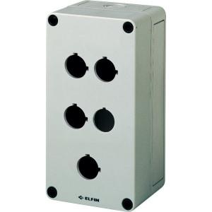 New-Elfin Drukknopkast,4gat,22mm,H=81mm - 080CS09188P4C | 180 mm | 81 mm