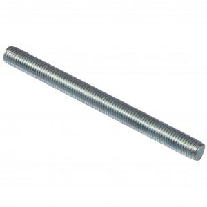 Fischer Ankerstang G M12 x 1000 - 20957   Inhoud: 20 stuks   Lengte: 1000 mm   Draadmaat (metrisch): 12   Materiaal: Staal   Materiaal: Elektrolytisch verzinkt staal