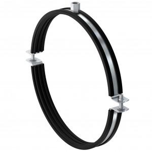 Fischer Ventilatiebeugel LGS 450 - 24637   Inhoud: 1 stuks   Metrisch draad: M 8 / M 10   Hoogte H: 480 mm   Hoogte Z: 248 mm   Sluitschroef: M 10   Breedte B: 510 mm   Isolatie inlage: Geluidsisolatie