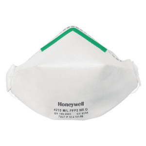 Honeywell Stofmasker 4210 M/L FFP2 (20x) - 1005611