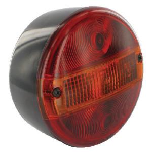 Jokon Achterlamp - 101004100 | BBSK 235 | links / rechts | Opbouw | 140 mm | E1 21146