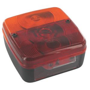 Jokon Achterlamp - 101010101 | BBSK 390 | links / rechts | Opbouw | 110 mm | 110 mm | E1 0153285