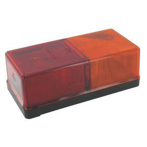 Jokon Achterlamp - 101017101 | BBSK 580 | links / rechts | Opbouw | 164 mm | E1 0253381