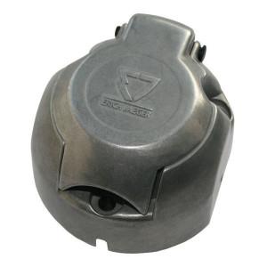 ERICH JAEGER Contactdoos metaal 7-pol. - 101285JAE   ISO1724   20 A