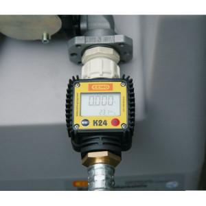 Cemo Literteller digital K24 - 10157CEMO | CE-conform | 1 Inch | 7-120 l/min