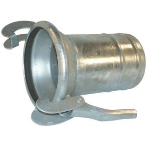 "KKM 10""+tule - 10234000Z | Inclusief o-ring | 450 mm | 10 Inch | 10 Inch"