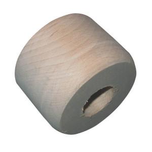 Kongskilde Houten lager 26,5x68,5x50 - 103000091 | 50 mm | 68.5 mm | 26.5 mm