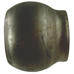 Bauer Bol 70mm - 1030182 | Blank stalen uitvoering | Goede laseigenschappen | 76 mm | 97 mm | 3 Inch