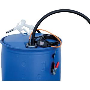 Cemo Elektropomp Centri SP30 AdBlue®&diesel - 10490CEMO | 230/12 V | 25 l/min | Ø56 x 160 mm | 1 Inch