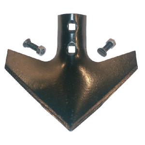 Kongskilde Ganzenvoetbeitel 260mm - 105000487 | 225 mm | 260 mm | C= halfrond