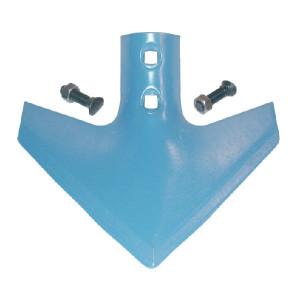 Kongskilde Ganzenvoet 260mm - 105000584 | 225 mm | 260 mm | C= halfrond
