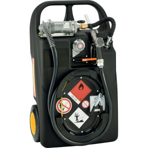 Cemo Brandstoftrolley Ex0 60 l hand - 10507CEMO | Benzine (brandstof) | 1000 mm | 590 mm | 430 mm