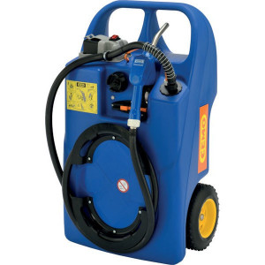 Cemo AdBlue-trolley 60 l - 10510CEMO | 67 IP | 900 mm | 530 mm | 380 mm