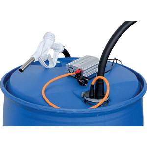 Cemo Elektropomp Centri SP30 AdBlue® & Diesel - 10592CEMO | 230/12 V | 25 l/min | Ø56 x 160 mm | 1 Inch