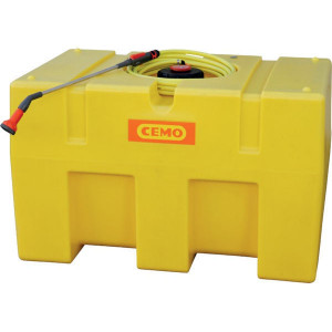 Cemo Mobiel irrigatiesysteem 450 L - 10596CEMO | Irrigatie | Pomp Centri SP30 | 30 l/min | 1.160 mm | 730 mm | 760 mm