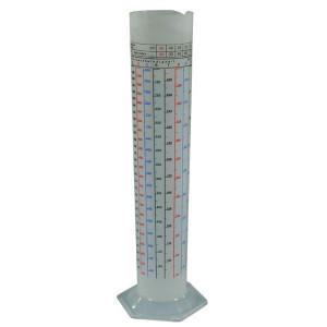 Agrotop Meetcilinder 2l. - 109014901A | 2 l | 483 mm | 97 / 138 / 157 mm