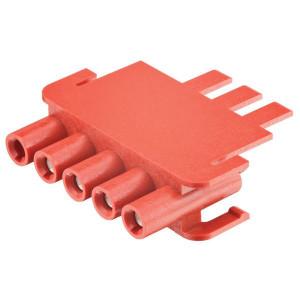 Harting Modulebrug 4:1 Han-Yellock® - 11051052804 | Polycarbonaat | Han-Yellock®