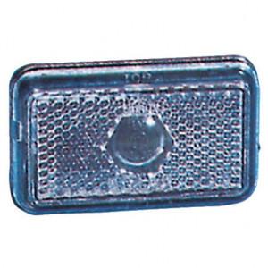 Breedtelamp Jokon - 111001001 | PLR 130 | Met reflektor | Opbouw | 12/24 V | 22,5 mm | E1 0221339