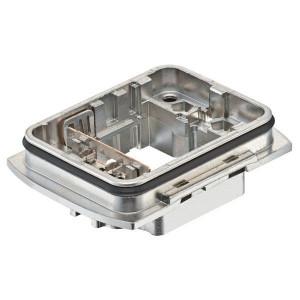 Harting Chassisdeel inbouw Yellock 30 - 11123000301 | Voor 3 modules | Han-Yellock® | IP65 / IP67 IP | Huis, inbouw