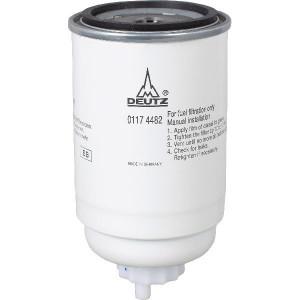Brandstoffilter SDF - 1174482 | 153 mm H | M16 x 1,5 G | P550587