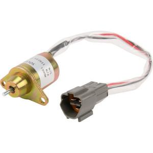 +Fuel shut-off solenoid - 11923377932N