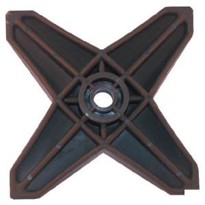 Schraper kunststof - 120000050N | 1.2000.005.0 | 16 x 39,5 mm