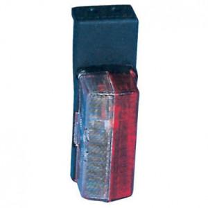 Breedtelamp Jokon - 120007020 | Contourverlichting | Opbouw | 12/24 V | 124 mm | 37 mm | Rood / wit | E1 0231426 | Porsche