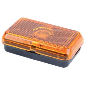 Jokon Zijmarkeringslicht SMLR130 - 121004001 | SMLR130 | Opbouw | 22,5 mm | Oranje | E1 00108, E1 0221339 | 5 W