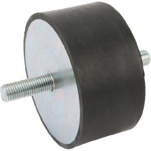 Trillingsdemper TYPE A - 12560A55 | 125 mm | 60 mm | M16 x 45 mm | 55 ° SH