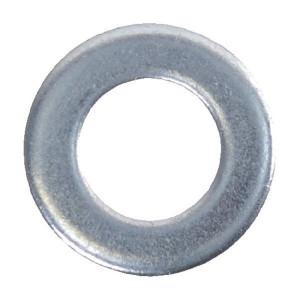 Sluitring M10 verz. - 125A10 | 10,5 mm | 21 mm | DIN 125a | Verzinkt | 0,31 kg/100
