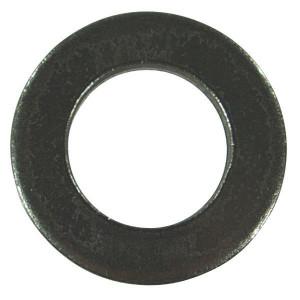 Sluitring zwart M12 - 125A12B   13 mm   24 mm   2,5 mm   DIN 125a   0,6 kg/100