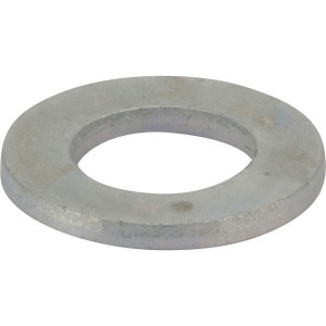Sluitring M5 verz. - 125A5RCP001   5,3 mm   10 mm   DIN 125a   Verzinkt   0,04 kg/100