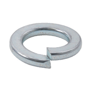 Veerring M14 verz. - 127B14 | 14,2 mm | 24,1 mm | 4,5 mm | 6 mm | DIN 127b | Verzinkt | 1 kg/100