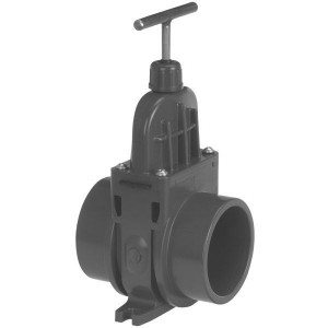 VdL Afsluiter DIL75 (Type A) - 1300075 | 127 mm | 73 mm | 57,5 mm | 75 mm | 187 mm | 112 mm | 1,5 bar