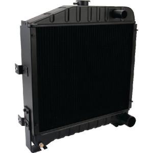 Radiator Case - IH - 1328723C91N