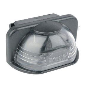 Kentekenlamp Jokon - 134007101 | Behuizing van kunststof | 49,5 mm | 10 W