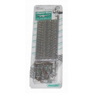 Flexco Riemverbinder set - 15001 | 175 mm | 3.2 5.6 mm | 52 N/mm² N/mm² | 175 mm