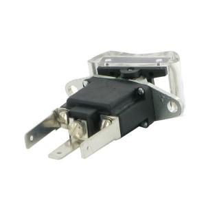 Cobo Wipschakelaar - 15127000 | Wipschakelaar voor inbouw | 12/24 V | 10/8 A | IP67 IP