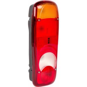 Vignal Achterlicht, LC5 achteralarm R - 153120 | 12/24 V | 350 x 150 x 83 mm | E2 8005
