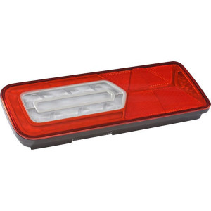Vignal Achterlichtreflector 12V links - 161200 | 350 x 150 x 40 mm | E2 16027/10R-0516057